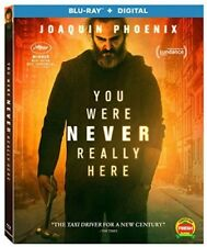 You Were Never Really Here [New Blu-ray]
