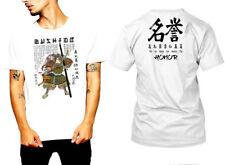 Samurai T-Shirt  Japanese Assassins Bushido Warriors Katana Sword Edo Warriors