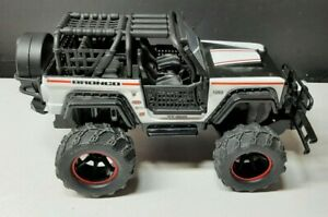 Working New Bright White Ford Bronco RC Car Truck Very Nice Condition No Remote
