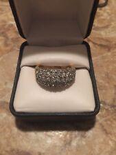 Monet Mens Cubic Zirconia Ring