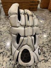 "Maverik Rome Lacrosse Gloves 13"" White Protective Gear Sports"
