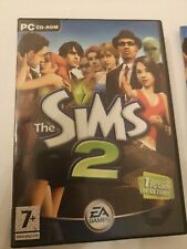 SIMS 2 PC GAME 4 DISC VERSION PC CD ROM
