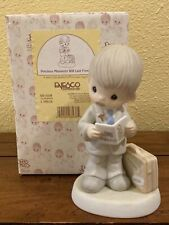 Enesco 681008 Precious Moments Will Last Forever Autographed Signed