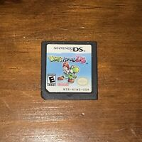 Yoshi's Island DS (Nintendo DS, 2006) Authentic Game Cartridge - TESTED WORKS!!!