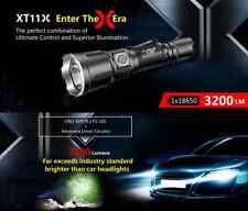 KLARUS Xt11x LED Taschenlampe 3200 Lumen
