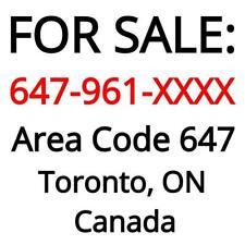 Toronto, ON : 647-961-XXXX