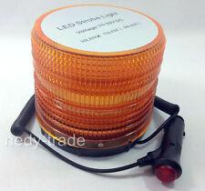 30 LEDS Flash Iluminación Magnético Estroboscópicos Advertencia Giratorio Baliza