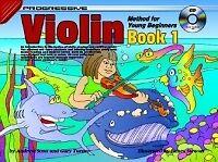 Método de violín progresivo para jóvenes principiantes 1 *