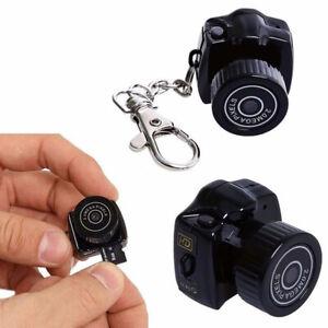 Mini HD Cat Collar Camera Video Audio Recorder Webcam Small DVR Secret Security