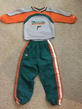 Miami Dolphins NFL Logo Winter BODYSUIT Youth 4T NICE