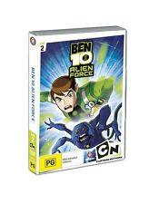 Ben 10 - Alien Force : Vol 2 (DVD, 2009) New Region 4
