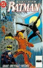 Batman # 457 (Timothy Drake becomes Robin) (2nd printing) (USA, 1990)