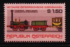 """Österreich MiNr 1559 """"140 Jahre österreichische Eisenbahnen"""" Lokomotiven-Verkehr"""