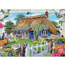 Puzzles et casse-tête rose Ravensburger cartes