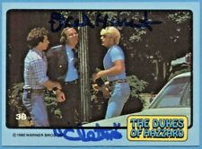 DUKES OF HAZZARD RICK HURST CLETUS AUTOGRAPHED SIGNED CARD 1980 ORIG PHOTO PROOF
