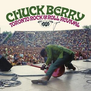 Chuck Berry - Toronto Rock & Rock Revival 1969