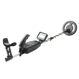 Metal Detector with 8 inch Waterproof Coil - QP2307