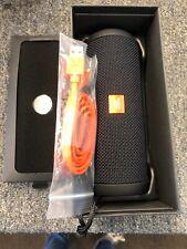 JBL Flip 3 Portable Speaker System - Black