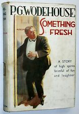 SOMETHING FRESH - P.G. WODEHOUSE - 1942 18TH EDITION