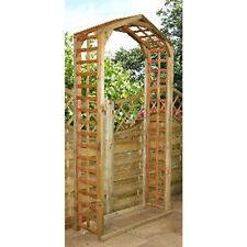 Bridgford Wooden Garden Arch