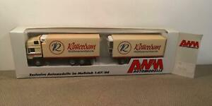 AWM MAN F2000 Rotterdam Hängerzug *Vi716-40