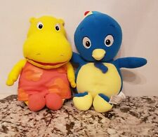 The Backyardigans Pablo & Tasha Fisher Price Nick Jr Plush Stuffed Toy.