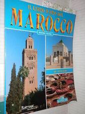 IL LIBRO D ORO DEL MAROCCO Bonechi 1996 libro viaggi manuale corso saggistica di