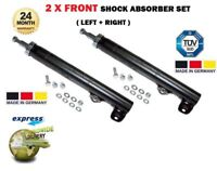 FOR MERCEDES E CLASS W124 1993-1996 2 FRONT LEFT + RIGHT SHOCK ABSORBER SHOCKER