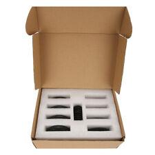 Free Shipping 16 pcs Spa Hot Stone Massage Basalt Rocks Oval Shape New mini set
