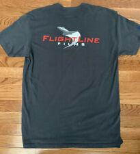 Aerospace Cinematography Flightline Films Blue Origin T-shirt- LG free shipping