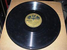 BENNY CARTER swingin at maida vale / nightfall ( jazz ) 78 rpm imperial 17039