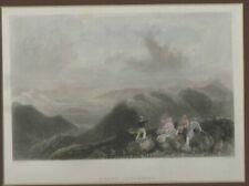 Line Landscape Original Art Prints