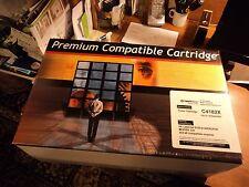 PREMIUM COMPATIBLE CARTRIDGE C4182X STANDARD Laser Toner BRAND NEW IN BOX