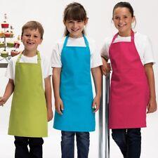 Premium Boys Girls Children Bib Apron Kids Apron Kitchen Child Craft