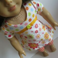 Fits American Girl Doll: Dress