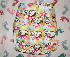 Popular Cloth Diaper Pocket Diaper Hello Kitty Cover Bamboo Terry insert