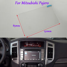 7 inch Car GPS Navigation Screen HD Glass Protective Film For  Mitsubishi Pajero