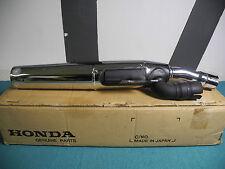 Auspufftopf oben Muffler upper Honda VT1100C SC32 BJ.97-98 New Part Neuteil