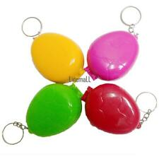 Pocket Watch Shape Electronic Digital Pet Game With Keychain Kids Toy LM