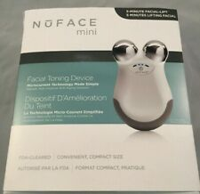 NuFACE Mini Facial Toning Device facial RRP $300