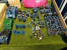 Warhammer 40k Space Marine Army || Few RARE Heros || Bulk Lot