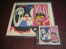 ELVIS COSTELLO IMPERIAL BEDROOM Rare RYKODISC 1997 Gold 24 KARAT CD + MFSL LP