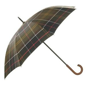 Barbour Tartan GOLF  Umbrella LADIES NEW WITH SLIGHT FAULT