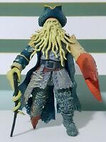 Davey Jones Figurine Disney Pirates of the Caribbean Villain 18cm Tall!