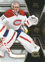2014-15 SPx Hockey #44 Carey Price Montreal Canadiens