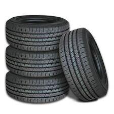 4 Lexani LXHT-206 225/60R17 99H SUV/Truck Premium Highway All Season M+S Tires