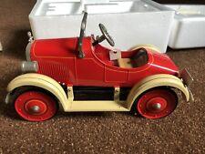 Hallmark Kiddie Car Classics 1926 Steelcraft Speedster Qhg9045 1st in Series