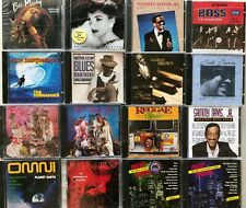 Huge Lot of 112 New, Unplayed DCC Audiophile CDs - 10cc Gold Disc & DCC Hat Too!