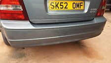 Volvo S80 2.4 Bi Fuel 449 blue *BREAKING* 1 x Rear Bumper