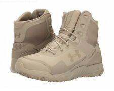 Under Armour UA Valsetz RTS Desert Combat / Tactical Boots UK 12 EU 47.5 Army